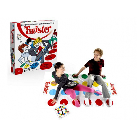 Twister spelletje