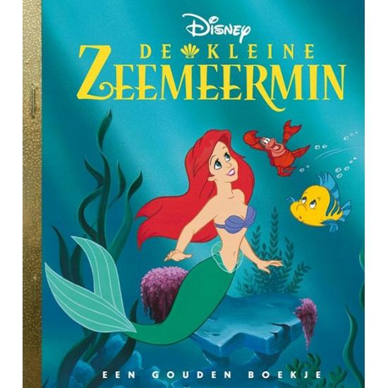 Walt Disney boekje de Kleine Zeemeermin