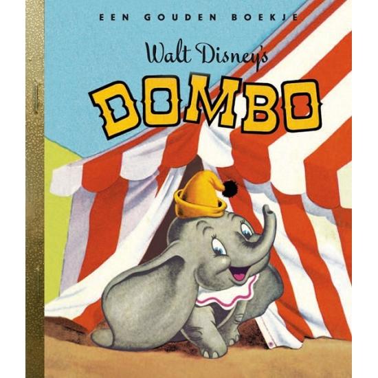 Walt Disney boekje Dombo