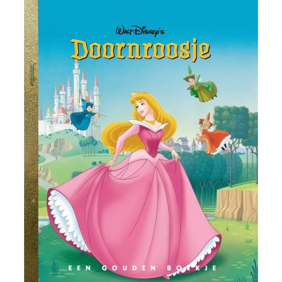 Walt Disney boekje Doornroosje