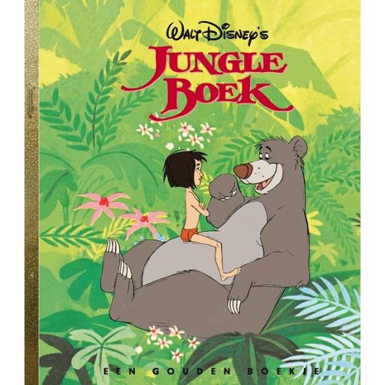 Walt Disney boekje Jungle boek