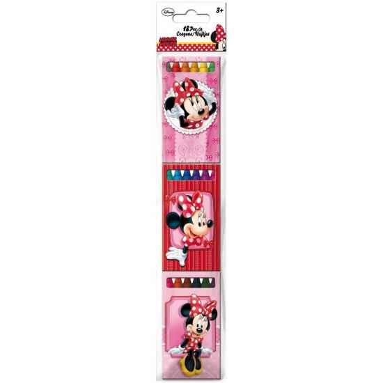 Wasco krijt Minnie Mouse