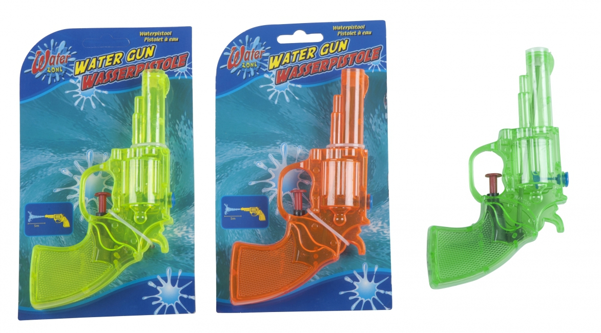 Waterpistool 16 x 9 x 3 cm
