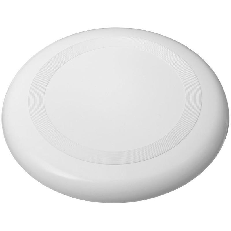 Witte frisbee