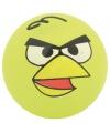Angry birds stuiterbal geel