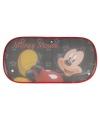 Auto zonnescherm mickey mouse zwart