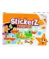 Autoraam stickers oranje