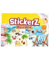 Autoraam stickers strand