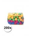 Ballenbak ballen 200 stuks