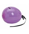 Ballon spaarpot paars