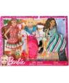 Barbie kledingset party