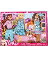 Barbie kledingset shopping