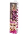 Barbie starterspop met zwart jurkje