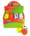 Basketbal stuiterbal 5 cm