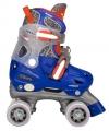 Blauwe rolschaatsen maat 30 31 32 33