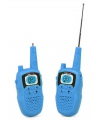 Blauwe walkie talkie set voor kids