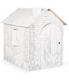 Bouwpakket speelhuisje van karton