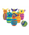 Bowling set pluche monsters
