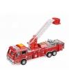 Brandweerauto 41 cm