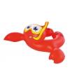 Dieren zwemring rood