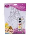 Disney a4 schilderset prinsessen