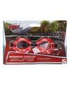 Disney cars kinder zwembril rood 3 tot 12 jaar
