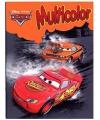 Disney cars kleurboek