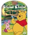 Disney kleurboek winnie the poeh