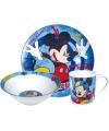 Disney mickey mouse ontbijtset