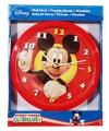 Disney mickey mouse wandklok 25 cm