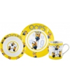 Disney minions servies set oops 3 delig