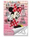 Disney minnie kleurboek setje