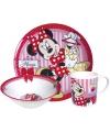 Disney minnie mouse ontbijtset
