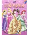 Disney princess kleurboek