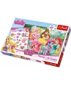 Disney princess palace pets puzzel 100 stukjes