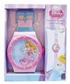 Disney prinsessen mega klok horloge
