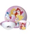 Disney prinsessen ontbijtset