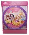 Disney prinsessen wandklok 25 cm