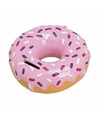 Donut spaarpot roze