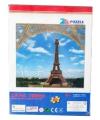 Eiffeltoren 3d puzzel