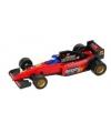 Formule 1 racewagen rood