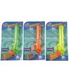 Gekleurd waterpistool 28 5 x 12 x 4 cm