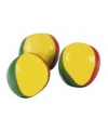 Gekleurde jongleerballen 3 stuks