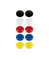 Gekleurde magneten setje 10 stuks