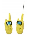 Gele walkie talkie set voor kids