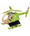 Groene solar helikopter