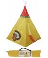 Indianen wigwam tent