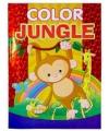 Jungle kleurboek