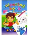 Kinder kleurboek 2 tot 8 jaar no 5