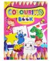 Kinder kleurboek 2 tot 8 jaar no 6